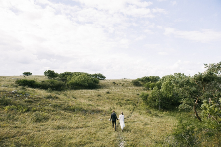 Bröllop Stora Karlsö