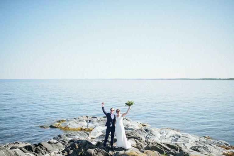 Sara Norrehed Bröllopsfotograf Gotland